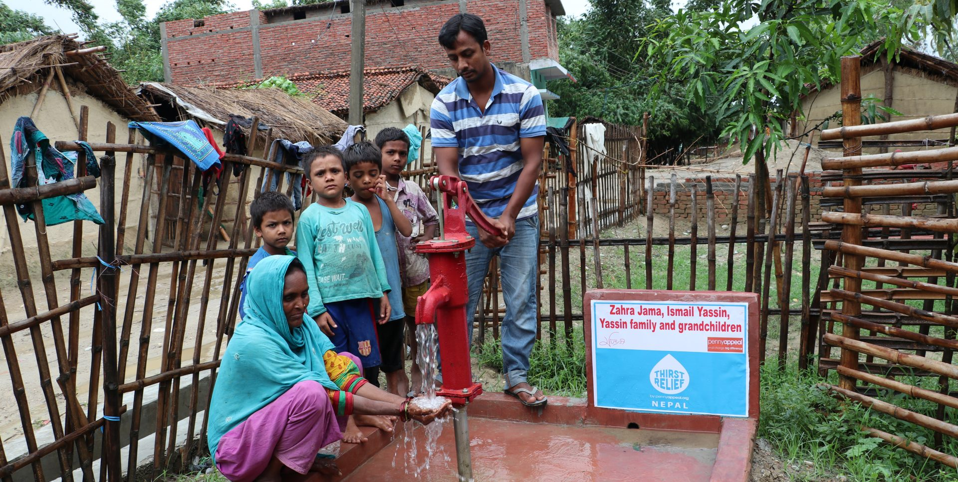 Access to Safe Drinking Water